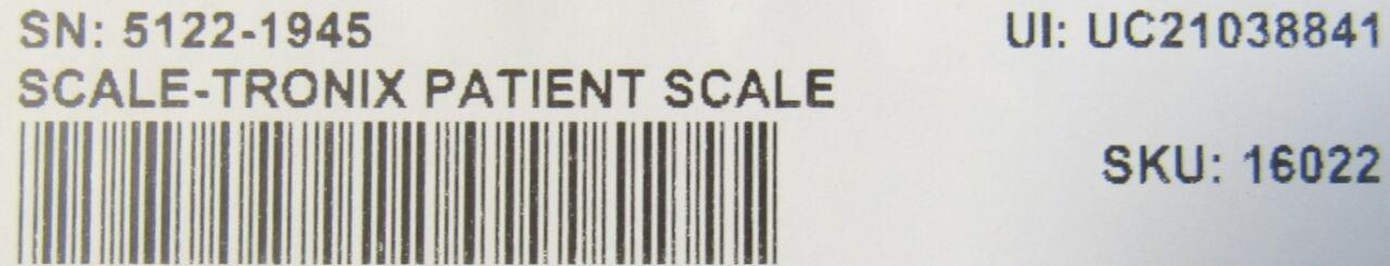 SCALE-TRONIX  Scale