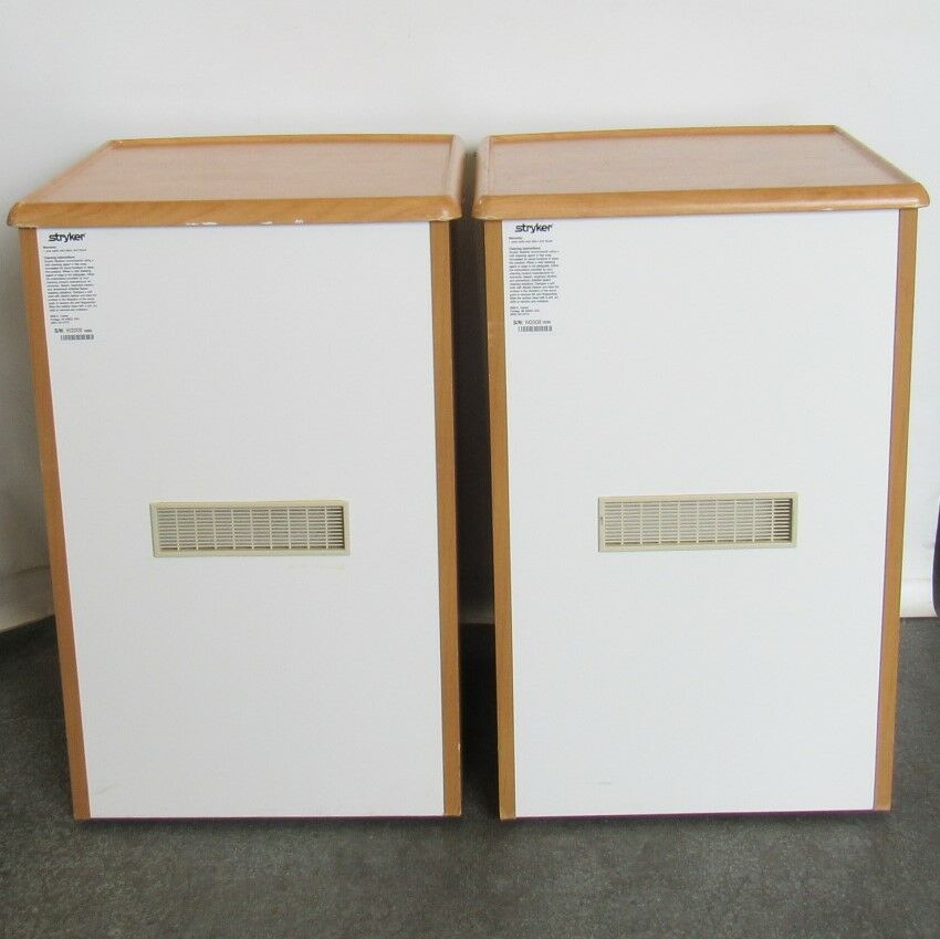 STRYKER Pallet of 4  3 Drawer Dresser  2 shown for reference only