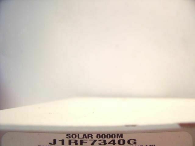 GE SOLAR 8000M