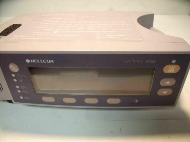 NELLCOR N-600X     Oximeter - Pulse