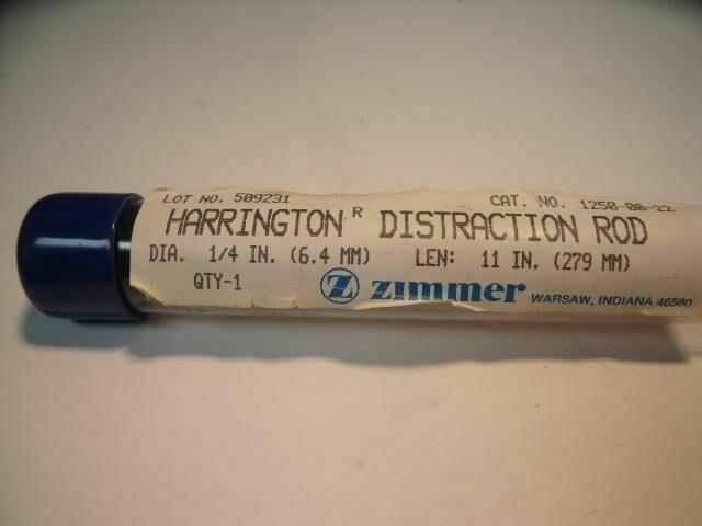 ZIMMER 1250-00-22  HARRINGTON DISTRACTION ROD