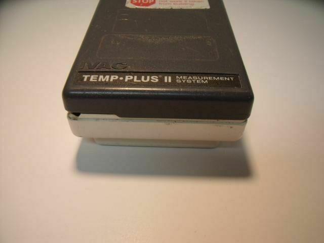 IVAC TEMP PLUS II  THERMOMETER