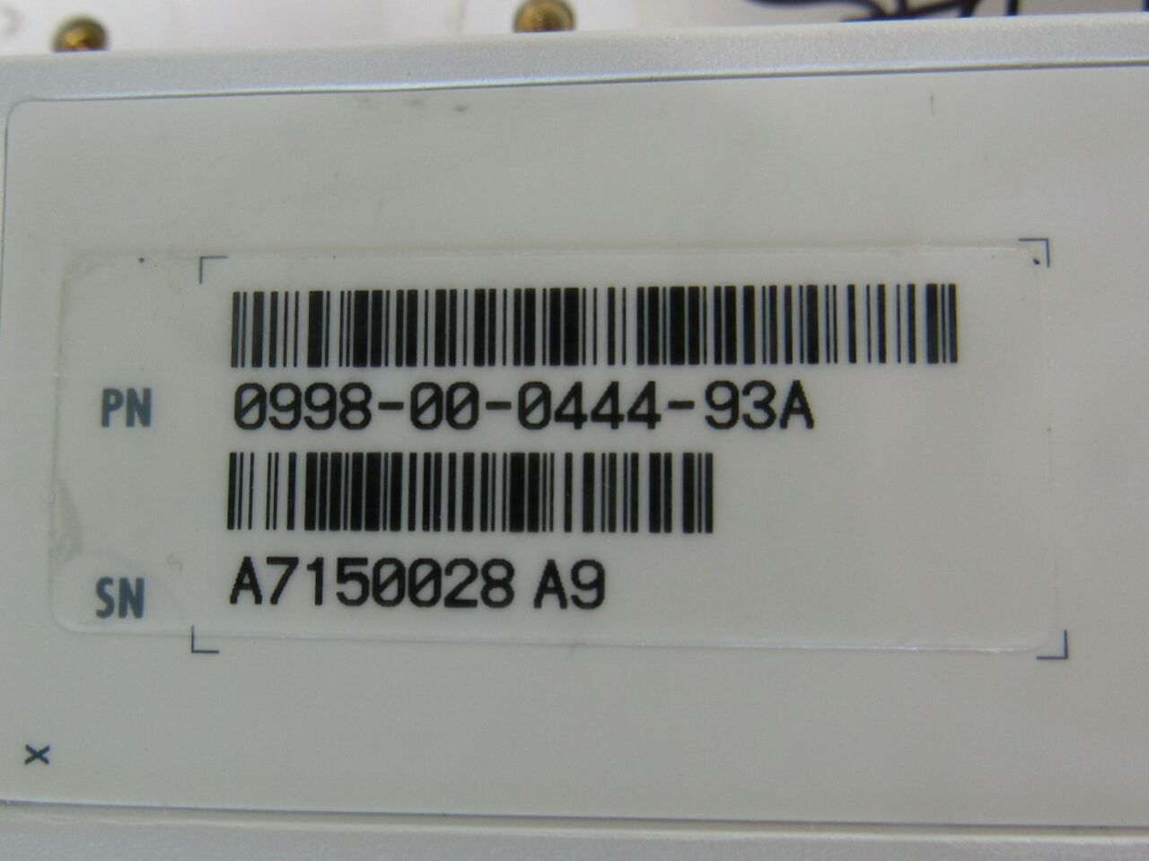 DATASCOPE Accutorr Plus  - Lot of 3 Monitor