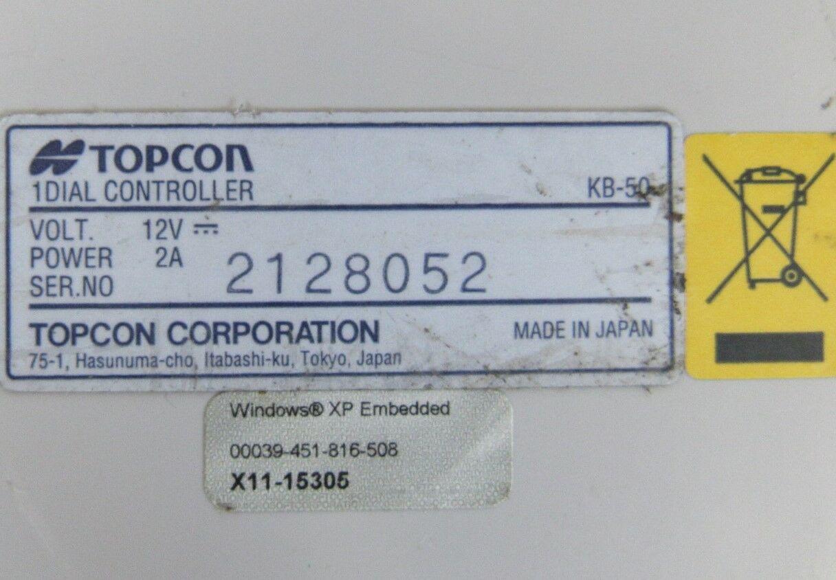 TOPCON CV5000 Digital Phoroptor