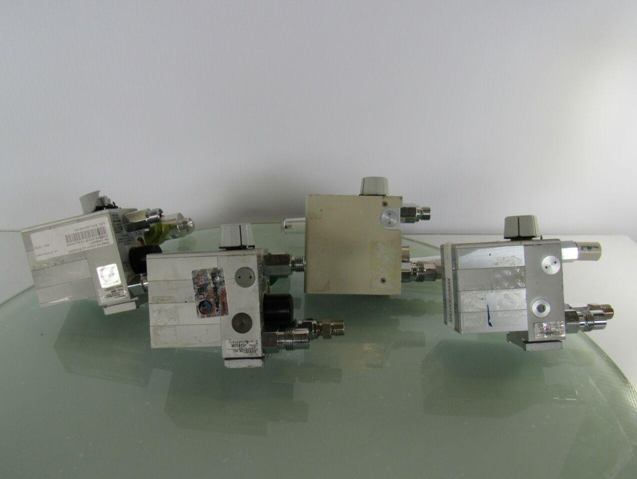 OHMEDA 03800F  - Lot of 4 Oxygen Blender