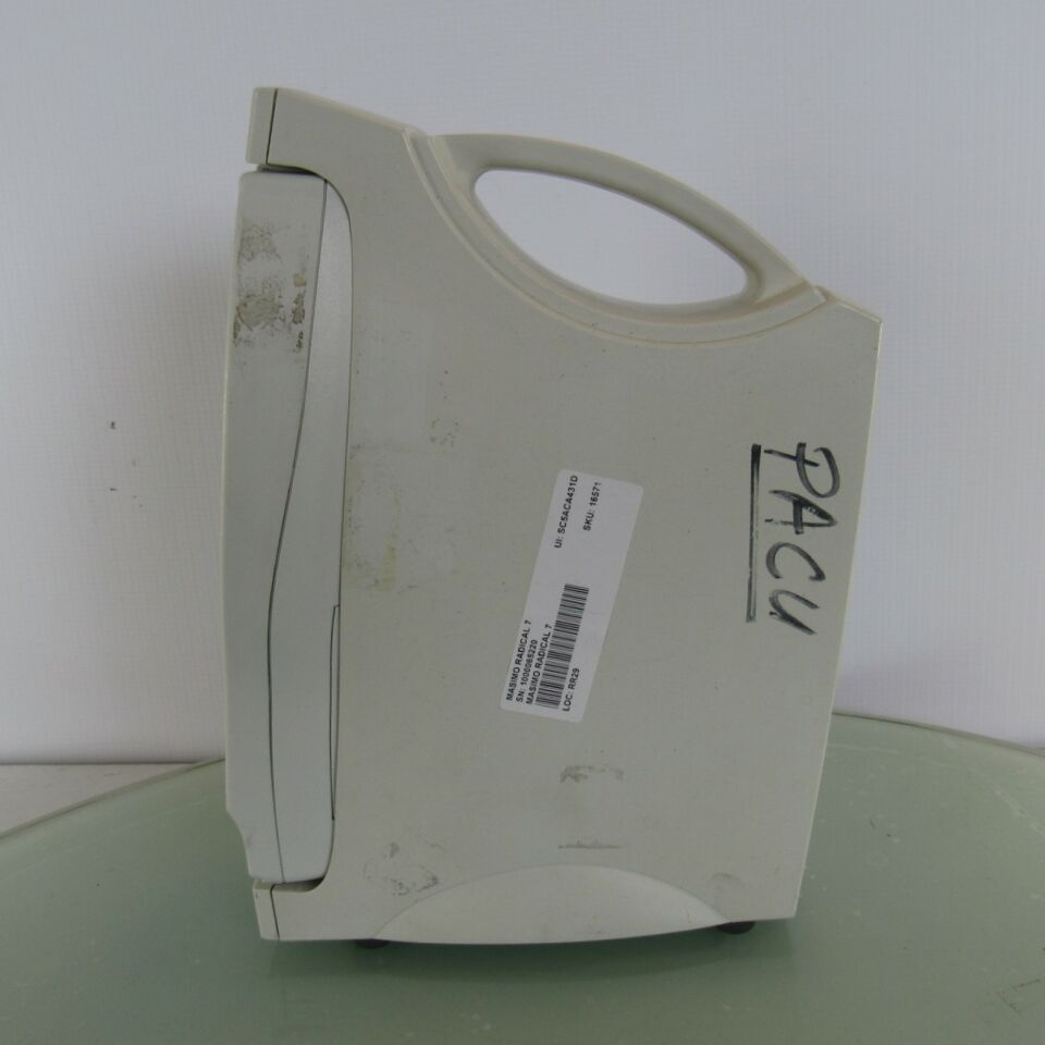 MASIMO Radical 7 + RDS-3  Oximeter - Pulse