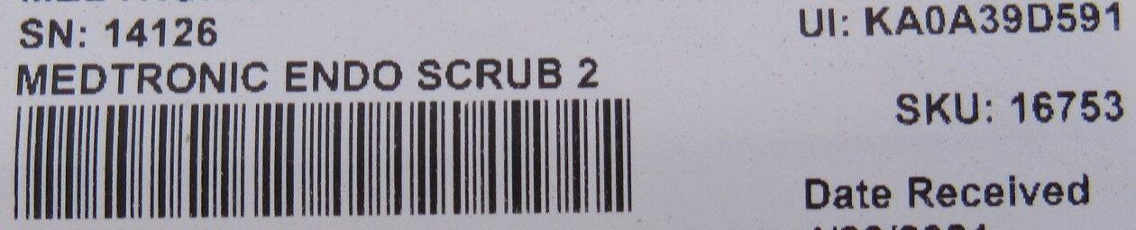 MEDTRONIC Endo Scrub 2 Arthroscopy Pump