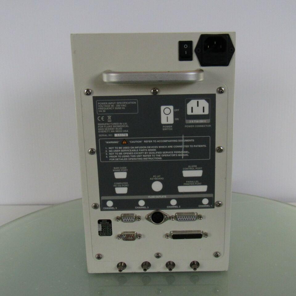 BIO-TEK IDA-4 Plus Infusion Device Analyzer