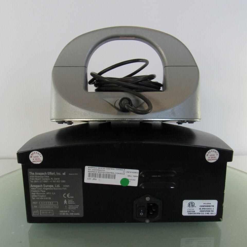ANSPACH SC2102 Control Console + E-FT Foot Control