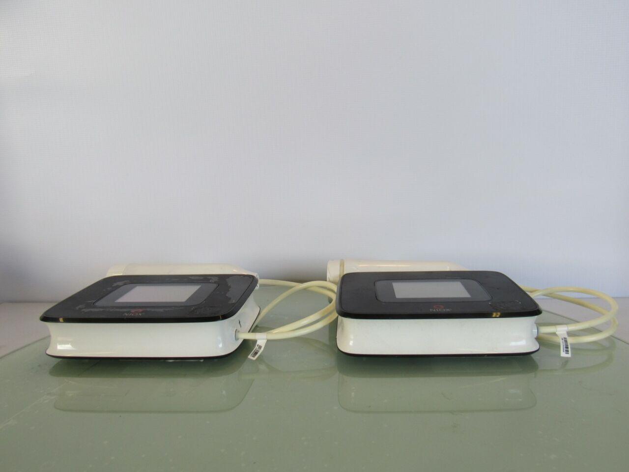 NIOX Vero  - Lot of 2 Respiratory Analyzer