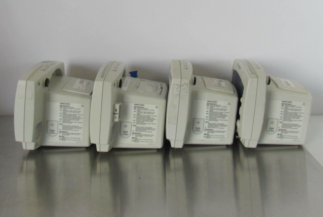 WELCH ALLYN 53000, 1 53NTO, 1 53STP   - Lot of 4 Monitor