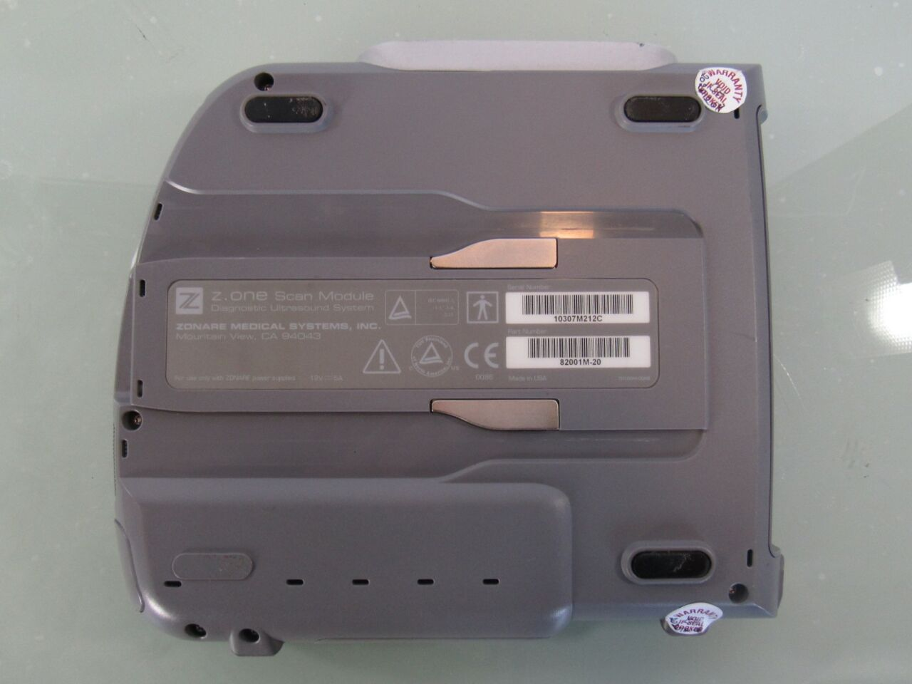 ZONARE 82001M-20 Z.ONE Scan Module