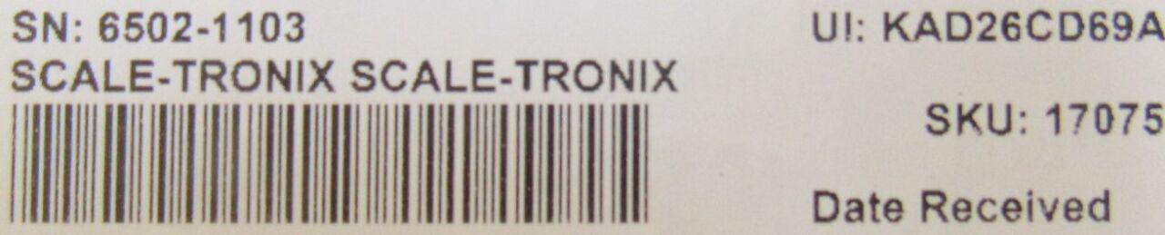 SCALE-TRONIX Pediatric Scale