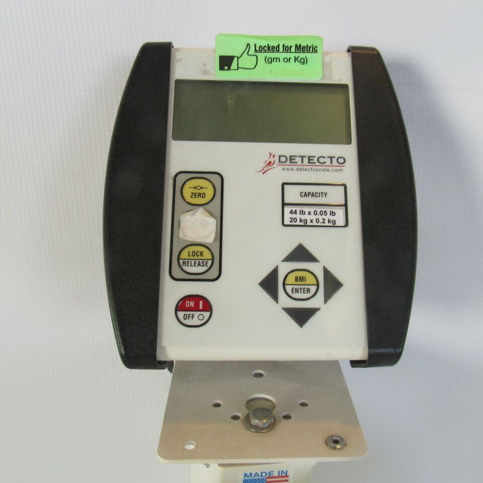 DETECTO 8432-CH Scale