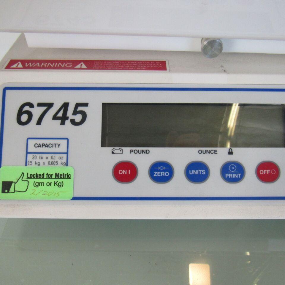 DETECTO 6745 Pediatric  Scale