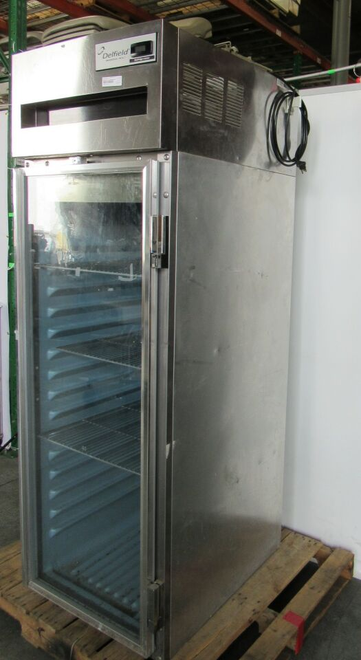 DEERFIELD 6000XL Refrigerator Freezer