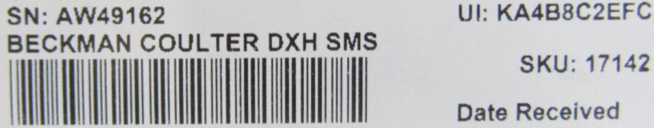 BECKMAN COULTER DXH-SMS Slide Stainer