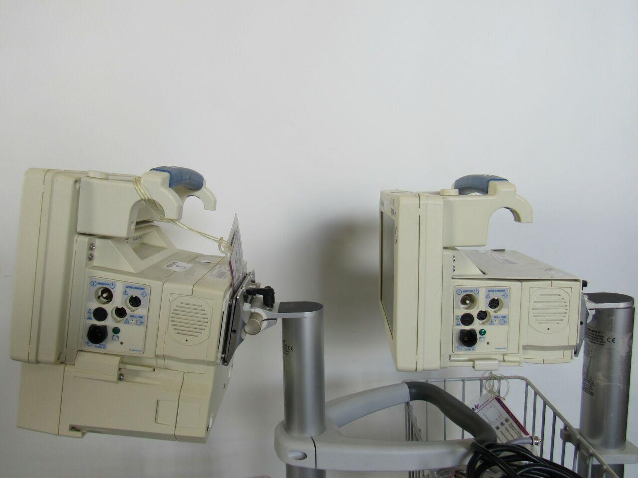 WELCH ALLYN Propaq 242  - Lot of 2 Monitor
