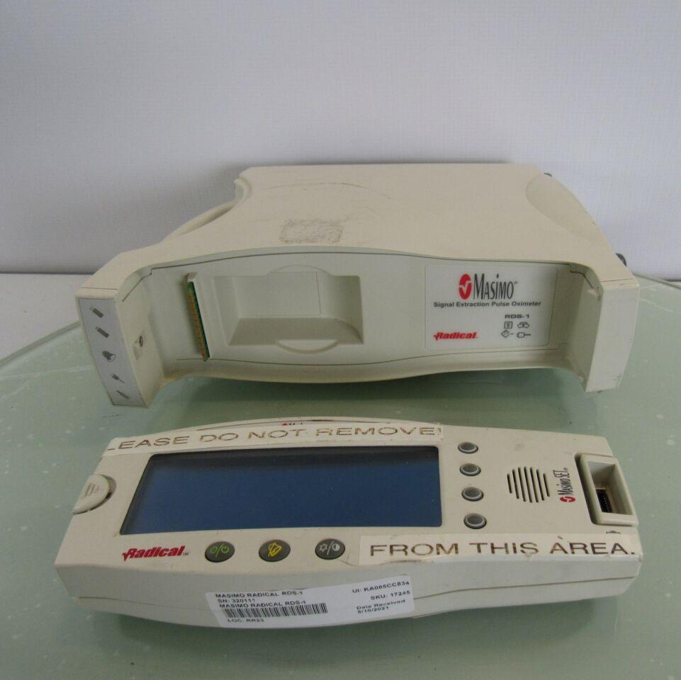 MASIMO Radical RDS-1 Oximeter - Pulse