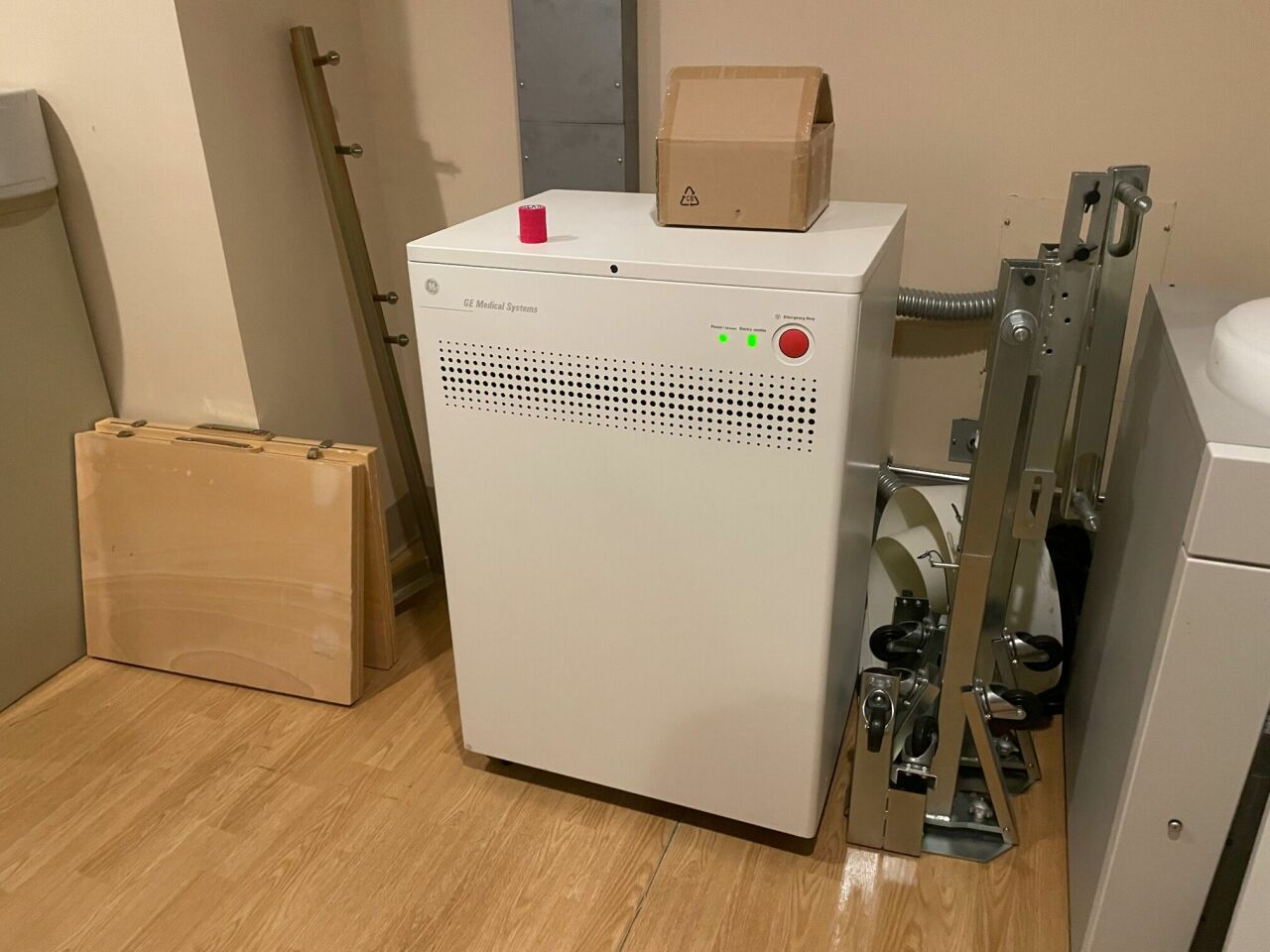 GE Discovery STSTE NEW Tube!! PET/CT