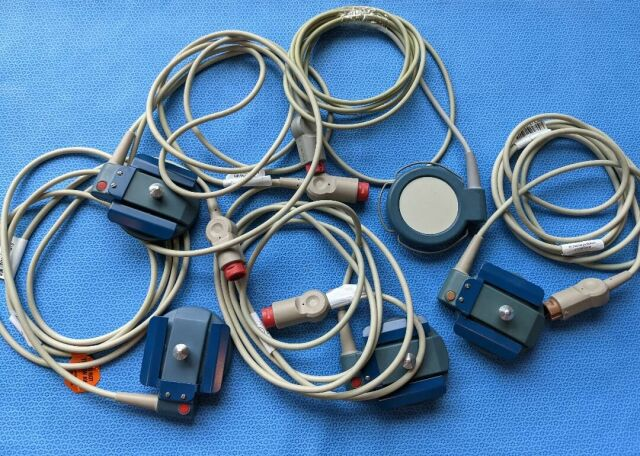 PHILIPS M1355 and M1356 TOCO Fetal Ultrasound Transducer Ultrasound Transducer