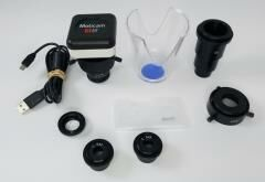 MITUTOYO MSM-414TL Stereo Trinocular 10 x 20 Microscope