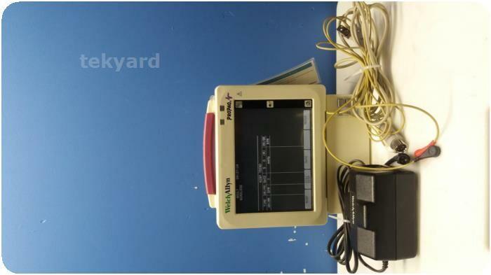 WELCH ALLYN Propaq 242 Multiparameter Monitor