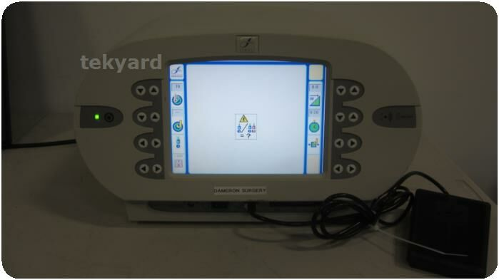SOMNUS S2 with Footswitch Electrosurgical Unit