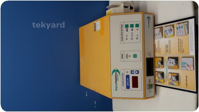 SALIENT SURGICAL TECHNOLOGIES 40-402-1R Aquamantys System Electrosurgical Unit