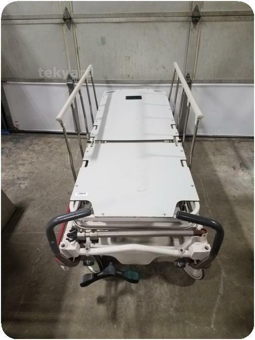HILL-ROM TranStar P8040 Transport Stretcher /  Gurney