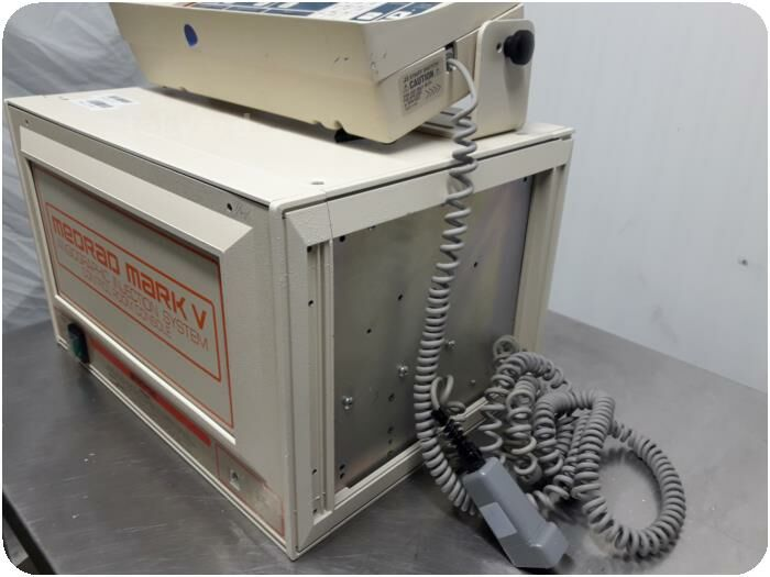 MEDRAD  Mark v Plus Angiographic / Injector CT