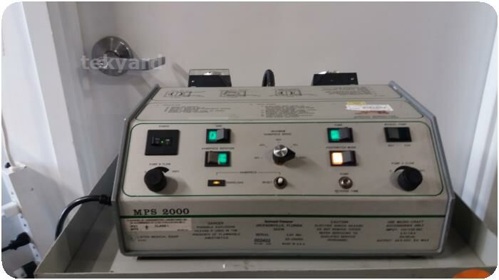 XOMED-TREACE MPS 2000 Micro-Craft Power System