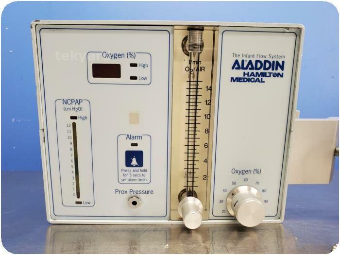 ALLADIN HAMILTON MEDICAL Infant Flow System