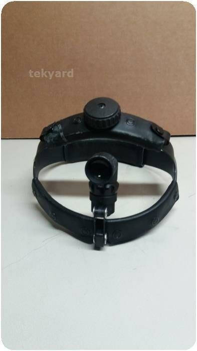 GULF MEDICAL Fiber Optic Headlight Light Source