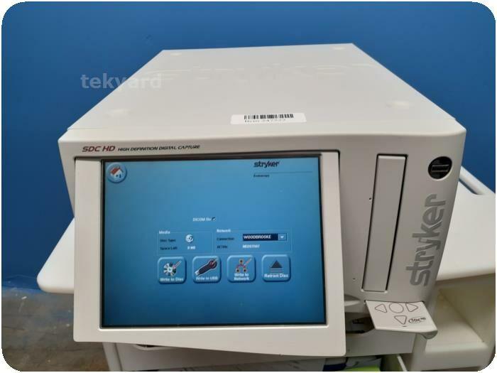 STRYKER 240-050-888 High Definition Digital Capture Digital Imaging System