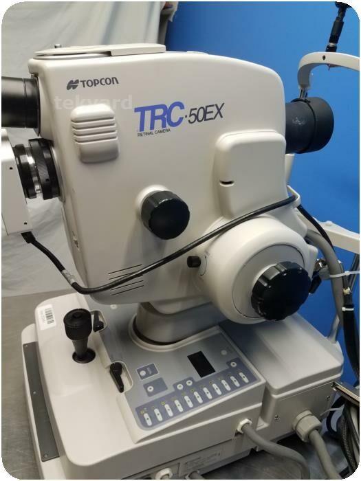 TOPCON TRC-50EX Retinal Fundus Camera