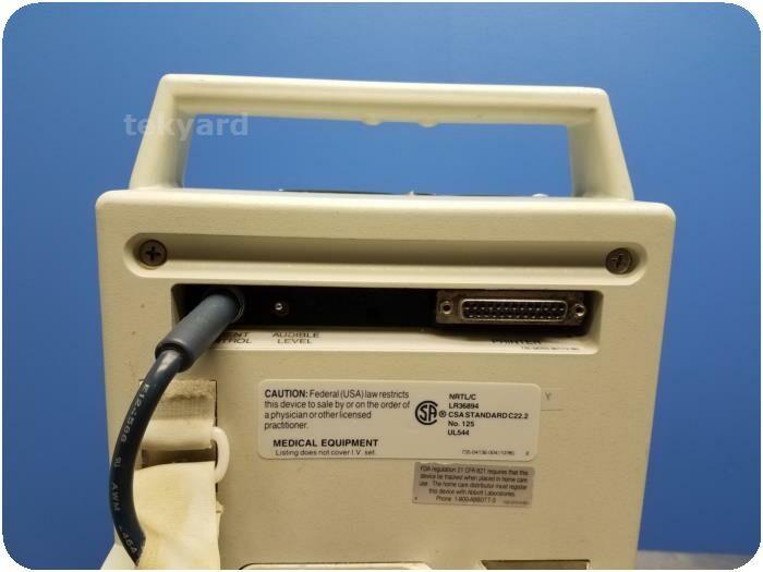ABBOTT LIFECARE 4101 PCA Plus Pump IV Infusion
