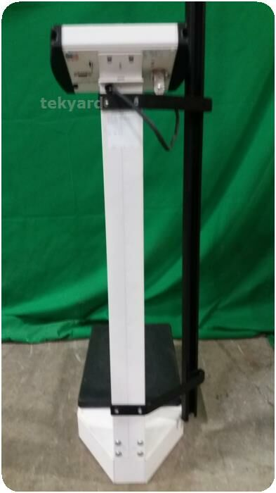 DETECTO 8430 Waist-High with Height Rod Digital Scale