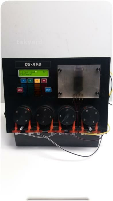 GGB COMPANY QS-AFB Slide Stainer