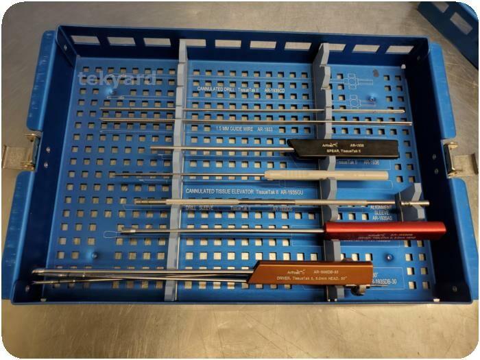 ARTHREX TissueTak II Instrumentation Set