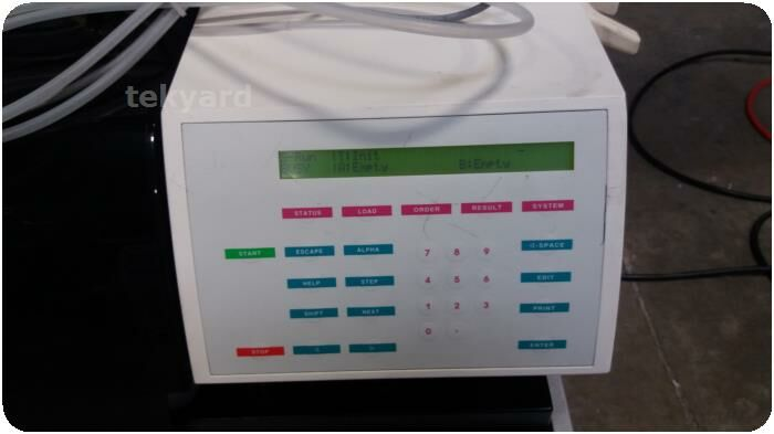 ROCHE COBAS AMPLICOR CT/NG Test Thermal Cycler