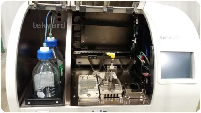 CYTYC 71959-002 CELLIENT AUTOMATED CELL BLOCK Tissue Processor