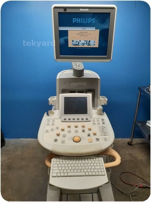 PHILIPS iU22 / iE33 Diagnostic Ultrasound System