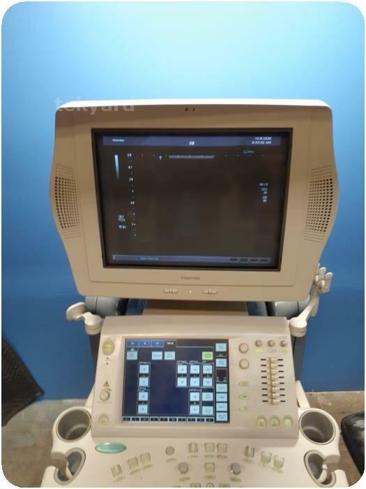 TOSHIBA Aplio 80 Diagnostic Ultrasound System