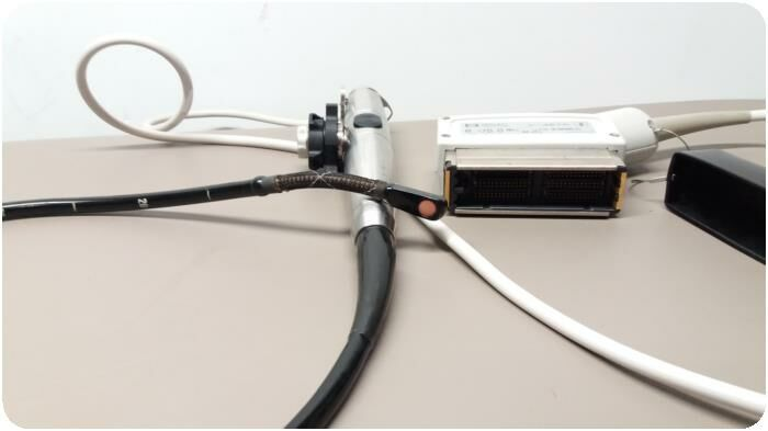 HP PHILIPS 6.2/5.0 MHz 21367A Omni Plane Tee Ultrasound Transducer
