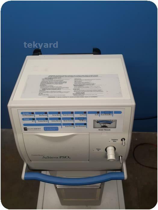 PURITAN- BENNETT Achieva PSO2 Ventilator