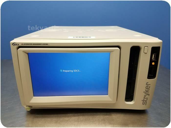 STRYKER SDC3 0240060100 HD Information Management System