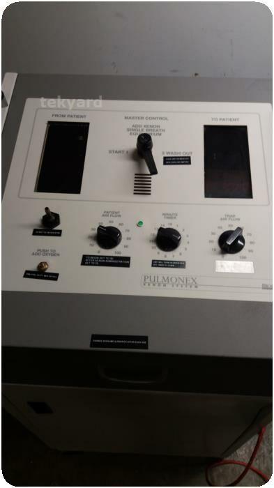 BIODEX MEDICAL Pulmonex Xenon System