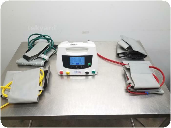 HUNTLEIGH dopplex ABIlity Doppler Waveform Analyzer