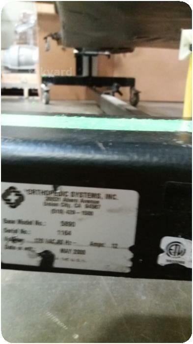 MIZUHO OSI 5890 Jackson  Surgical O/R Table